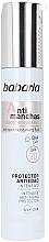 Parfumuri și produse cosmetice Fluid hidratant pentru față, gât și decolteu, împotriva petelor pigmentare - Babaria Anti-Dark Spot Moisturising Fluid Spf20