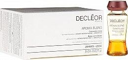 Parfumuri și produse cosmetice Concentrat pentru picioare - Decleor Aroma Blend Body Concentrate Legs