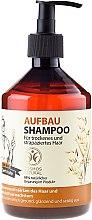 Parfumuri și produse cosmetice Şampon regenerant pentru păr - Reţetele bunicii Gertrude