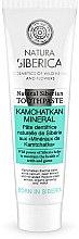 """Parfumuri și produse cosmetice Pastă de dinți """"Kamchatka Mineral"""" - Natura Siberica"""