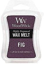 Parfumuri și produse cosmetice Ceară aromată - WoodWick Wax Melt Fig