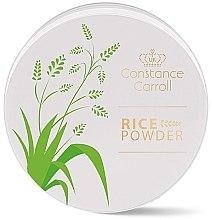 Parfumuri și produse cosmetice Pudră de față - Constance Carroll Rice Loose Powder