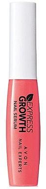 Ser pentru unghii - Avon Express Growth Nail Serum — Imagine N1