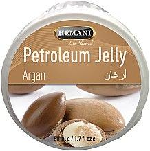 Parfumuri și produse cosmetice Vaselină cu ulei de argan - Hemani Petroleum Jelly With Argan
