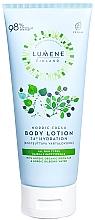 Parfumuri și produse cosmetice Loțiune hidratantă pentru corp - Lumene Nordic Fresh Body Lotion
