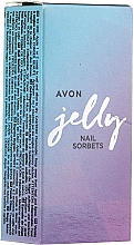 Parfumuri și produse cosmetice Lac de unghii - Avon Jelly Nail Sorbet