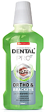 Parfumuri și produse cosmetice Agent de clătire pentru cavitatea bucală - Dental Pro Ortho&Brackets