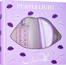 Parfumuri și produse cosmetice Salvador Dali Purplelight - Set (edt 30ml + b/l 100ml)