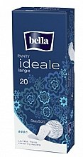 Parfumuri și produse cosmetice Tampoane Panty Ideale Ultra Thin Large Stay Softi, 20bucăți - Bella