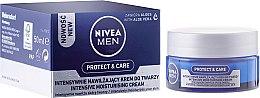 Parfumuri și produse cosmetice Cremă intensivă de hidratare - Nivea For Men Originals Intensive Moisturising Cream