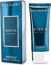 Parfumuri și produse cosmetice Bvlgari Aqva Pour Homme After Shave Balm - Balsam după ras