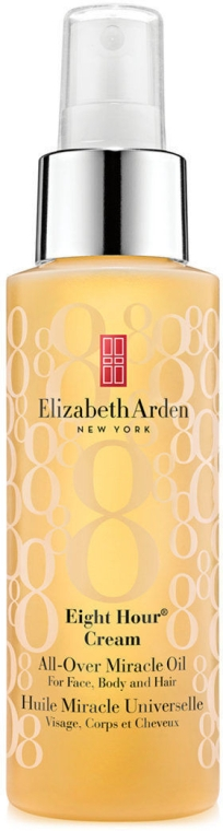 Ulei de păr - Elizabeth Arden Eight Hour Cream All-Over Miracle Oil — Imagine N2