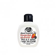 """Parfumuri și produse cosmetice Cremă-gel de duș """"Nutriție"""" - MonoLove Bio Mango-Bali Nourishing (mini)"""