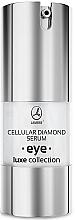 Parfumuri și produse cosmetice Ser pentru zona ochilor - Lambre Luxe Collection Cellular Diamond