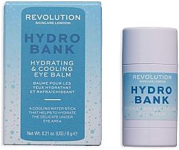 Духи, Парфюмерия, косметика Увлажняющий и охлаждающий бальзам для глаз - Revolution Skincare Hydro Bank Hydrating & Cooling Eye Balm