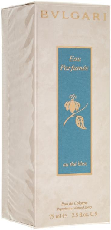 Bvlgari Eau Parfumee au The Bleu - Одеколон — фото N2
