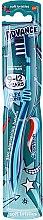 Parfumuri și produse cosmetice Periuță de dinți, 9-12 ani - Aquafresh Advance