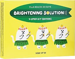 Parfumuri și produse cosmetice Set - Some By Mi Yuja Niacin 30 Days Brightening Solution