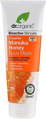 """Mască de față """"Miere de Manuka"""" - Dr. Organic Bioactive Skincare Organic Manuka Honey Face Mask"""