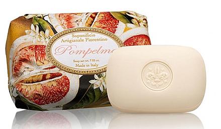 """Săpun """"Grapefruit"""" - Saponificio Artigianale Grapefruit — Imagine N1"""