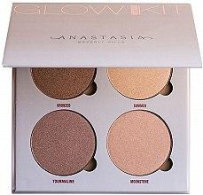 Parfumuri și produse cosmetice Paletă iluminatoare - Anastasia Beverly Hills Glow Kit