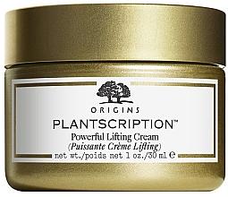 Parfumuri și produse cosmetice Cremă cu efect de lifting pentru față - Origins Plantscription Powerful Lifting Cream