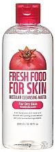 Parfumuri și produse cosmetice Apă micelară pentru ten uscat - Superfood For Skin Pomegranate Micellar Cleansing Water