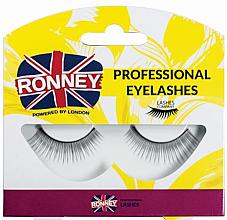 Parfumuri și produse cosmetice Gene False, sintetice - Ronney Professional Eyelashes RL00026
