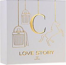 Parfumuri și produse cosmetice Chloe Love Story - Set (edp/50ml + b/lot/100ml)