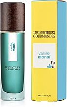 Parfumuri și produse cosmetice Les Senteurs Gourmandes Vanille Monoi - Apă de parfum (mini)