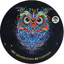 Parfumuri și produse cosmetice BB- cream - Dr. Mola 3rd Generation BB Cushion Owl