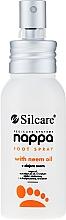 Parfumuri și produse cosmetice Spray pentru picioare - Silcare Nappa Foot Liquid with Neem Oil