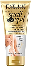 Parfumuri și produse cosmetice Spumă hidratantă de ras - Eveline Cosmetics Snail Epil