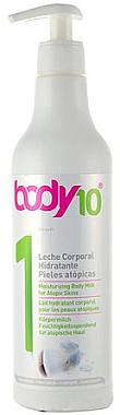 Lapte hidratant pentru pielea atopică - Diet Esthetic Body 10 Moisturizing Body Milk — Imagine N1