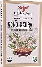 """Parfumuri și produse cosmetice Pudră de păr """"Tragacant"""" - Le Erbe di Janas Gonda Katira (Tragacanth)"""