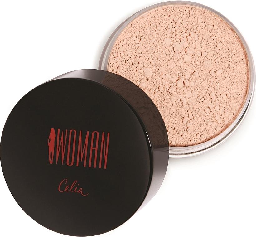 Pudră de față - Celia Woman Loose Powder