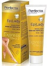 Parfumuri și produse cosmetice Crema de vanilie pentru depilare instantanee a corpului - Perfecta EpiLady Cream