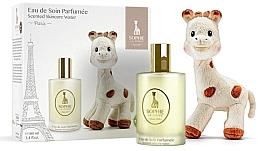 Parfumuri și produse cosmetice Parfums Sophie La Girafe - (water/100ml+toy)