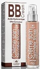 Parfumuri și produse cosmetice BB Cremă hidratantă pentru față - Naturado En Provence Bio BB Cream
