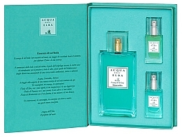 Parfumuri și produse cosmetice Acqua Dell Elba Acqua - Set (edp/100ml+edp/mini/15ml+edp/mini/15ml)