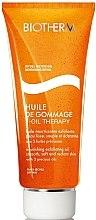 Parfumuri și produse cosmetice Scrub exfoliant de corp pentru pielea uscată - Biotherm Body Oil Therapy Huile De Gommage