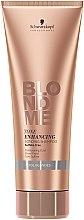 Parfumuri și produse cosmetice Șampon fără sulf pentru nuanțe închise de blond - Schwarzkopf Professional Blondme Tone Enhancing Bonding Shampoo Cool Blondes