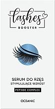 Parfumuri și produse cosmetice Ser pentru creșterea genelor - Lashes Booster Eyelash Serum