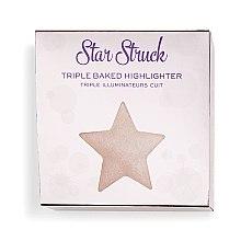 Parfumuri și produse cosmetice Iluminator pentru față - I Heart Revolution Star of the Show Highlighter
