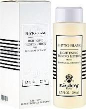 Parfumuri și produse cosmetice Loțiune pentru față - Sisley Phyto-Blanc Lightening Toning Lotion