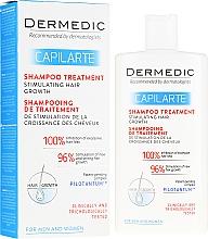 Parfumuri și produse cosmetice Șampon pentru stimularea creșterii părului - Dermedic Capilarte Shampoo