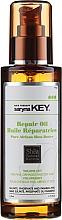 Parfumuri și produse cosmetice Ulei natural de shea african - Saryna Key Volume Lift Treatment Oil