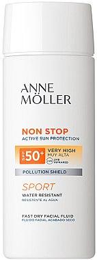 Fluid pentru față - Anne Moller Non Stop Facial Fluid SPF50+