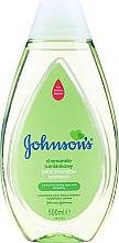 """Parfumuri și produse cosmetice Gel delicat pentru bebeluși """"Mușețel"""" - Johnson's® Baby Shampoo Chamomile"""