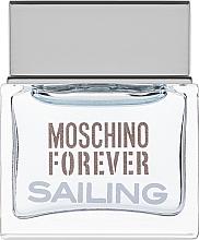 Parfumuri și produse cosmetice Moschino Forever Sailing - Apă de toaletă (mini)